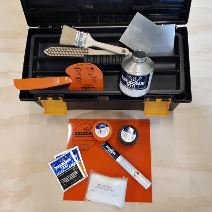 Belzona 1212 Leak Sealing Kit