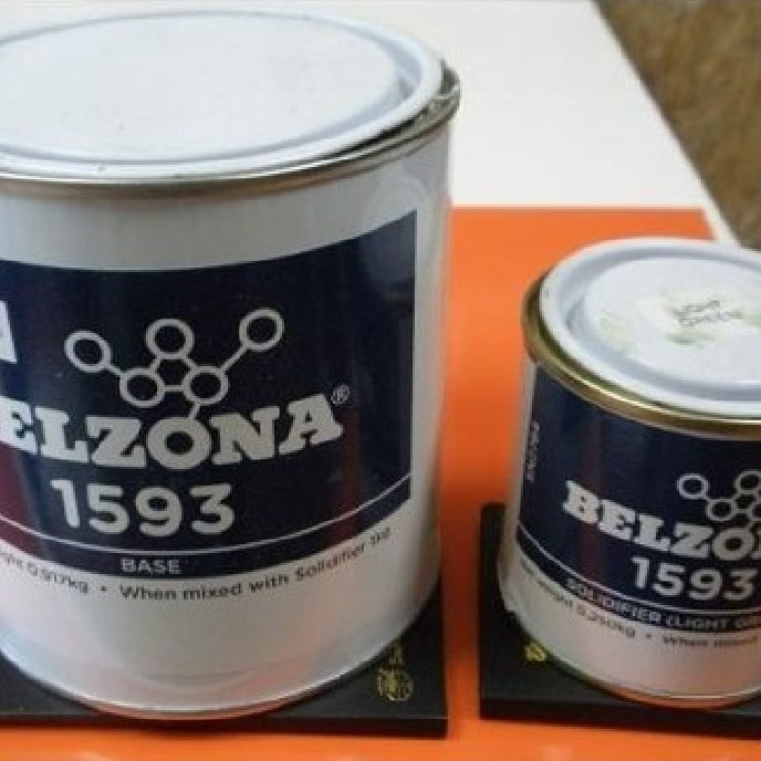 Belzona 1593 coating