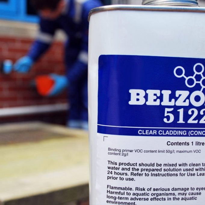 Belzona 5122 Clear Cladding Concentrate
